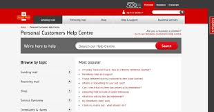 Aol Help Desk Email by Royal Mail Customer Service 24 7 Helpline
