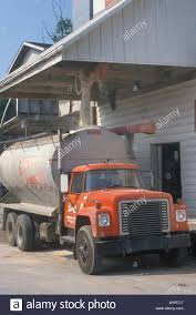 100 Feed Truck Truck In South Bend IN Stock Photo 8303718 Alamy