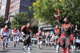 Halloween Parade Nyc 2013 Route by Bolivian Parade Nyc Parade Life