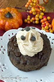 Healthy Chocolate Pumpkin Desserts by Sugar Free Low Carb Chocolate Pumpkin Mug Cake