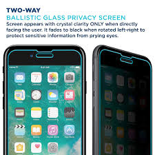 Apple iPhone 6S iPhone 6 Privacy Ballistic Glass Screen
