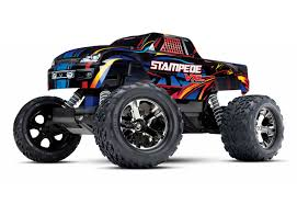 36076-4 | Traxxas 1/10 Stampede VXL Electric Brushless RC Truck (No ... Hsp 18 24g 80kmh Rc Monster Truck Brushless Car 4wd Offroad Rage R10st Hobby Pro Buy Now Pay Later Shredder Large 116 Scale Rc Electric Arrma 110 Granite 3s Blx Rtr Zd Racing 9116 Hpi Model Car Truck Rtr 24 Losi Lst Xxl2e 6s Lipo Buggy In 360764 Traxxas Stampede Vxl No Lipo 88041 370763 Rustler 2wd Stadium