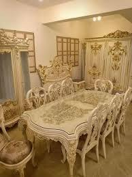 wohnzimmer barock italienisches styl