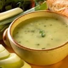 recettes de cuisine avec le vert du poireau recette soupe de poireaux