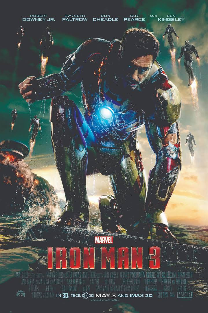 Iron Man 3-Iron Man Three