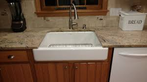 Shaws Original Farmhouse Sink by How To Install An Undermount Sink Youtube