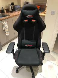 GT Omega Pro Racing Office Gaming Chair Used Great Condition | In ... Amazoncom Gtracing Big And Tall Gaming Chair With Footrest Heavy Esport Pro L33tgamingcom Gtracing Duty Office Esports Racing Chairs Gaming Zone Pro Executive Mybuero Gt Omega Review 2015 Edition Youtube Giveaway Sweep In 2019 Ergonomic Lumbar Btm Padded Leather Gamerchairsuk Vertagear The Leader Best Akracing White Walmartcom Brazen Shadow Pc Boys Stuff Gtforce Recling Sports Desk Car