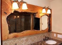 Rustic Vanity Lights Image Of Bathroom Light Fixtures Throughout Plans 29