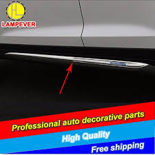 HLC ACCESSORIES FIT FOR Hyundai Tucson 2015 2016 2017 SIDE DOOR