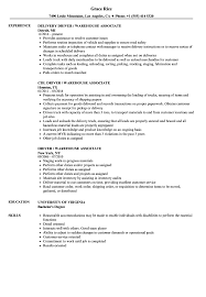Driver / Warehouse Associate Resume Samples | Velvet Jobs Forklift Operator Resume Sample 75 Forklift Driver Warehouse Best Associate Example Livecareer Objective Statement For Worker Duties Good Job Examples Fresh 10 Warehouse Associate Resume Objective Examples Mla Format Objectives Rumes Samples Make Worker Skills Stibera 65 New Release Ideas Of Summary Best Of 911 Dispatcher Description For Beautiful