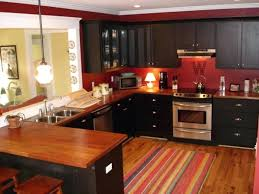 Inspirational Red Themed Kitchen Ideas Remodel Mesmerizing Marvelous Design Large Size Of Contemporary Extraordina