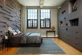 loft industrial schlafzimmer minneapolis