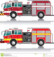 100 Clipart Fire Truck Truck Vector Stock Vector Illustration Of Group 49281005