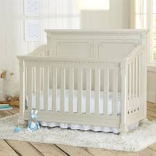 Bedroom Charming Baby Cache Cribs With Curtain Panels And by Truly Scrumptious By Heidi Klum 4 In 1 Convertible Crib Mist