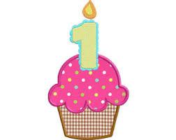 1st Birthday Clipart