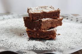 brownies mit apfelmus