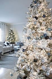 Seashell Christmas Tree Pinterest by Best 25 Blue Christmas Decor Ideas On Pinterest Blue Christmas