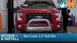 "2004-2017 F-150 Barricade 3.5"" Bull Bar (Excluding Raptor) Review ... Rough Country Black Bull Bar For 0718 Chevrolet Gmc Pickups And 1516 Ford F150 Led Amazoncom Iron Cross Automotive 22511 Heavy Duty Front Bumper Aries Install 3 355005 On Ram 1500 Youtube Westin Push Elitexd Free Shipping Police Style Dodge Ram Forum Dodge Truck Forums Jsen Diecast Brush Guards Bumpers In Gonzales La Kgpin Autosports For Trucks Best Resource Xtreme Accsories Featuring Linex Gear"