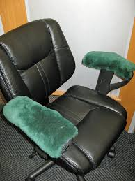 GREEN MERINO SHEEPSKIN ARMREST COVERS PAD OFFICE CHAIR ARMS Fits ... Masque High Back Sheepskin Seat Cover Black Super Soft Faux Sofa Warm Hairy Carpet Pad Throwover Milan Direct Eames Replica Leather Management Office Chair Daniel Davis Sent Us This Picture Of His New Office Chair Cover Universal Non Slip Comfortable Cushion Villsure Rugs Car Pet Waist Slimming Cashmere Covers For Neoteric Armrest Size 1 Pair 15 Long Real Merino Arm Rest To Etsy Fur Ikea Poang Rocking Home Chairs Home Desk Fniture