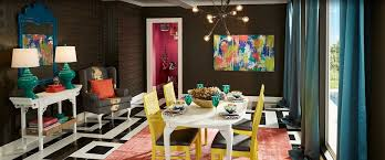 Decorating Your House With Bold Color 2016 Home Decor Trends Miracle Method Surface Refinishing Blog