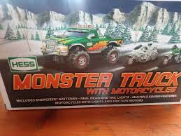 HESS 2007 MONSTER Truck With Motorcycle Collection - $21.90 | PicClick 2007 Hess Toy Monster Truck And Motorcycles Nib Wbox Issue 749 Amazoncom Hess Sport Utility Vehicle And 2004 2015 Fire Ladder Rescue On Sale Nov 1 Newssysncom Rays Toy Trucks Real Tanker In Action Stock Photos Images Alamy Texaco Trucks Wings Of Mini W 2 New Super Popular 49129 Ebay With Mint Box 1870157824 Toys Values Descriptions Used Peterbilt 379 Tandem Axle Sleeper For Sale In Pa 25469