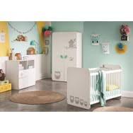 chambre bébé complete conforama chambre bébé complète pas cher à prix auchan