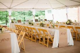 Simple Country Wedding Table Decorations Of Chic Photos Church For Your Ideas