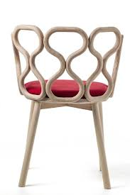 artistic wooden chairs creative furniture for small spaces