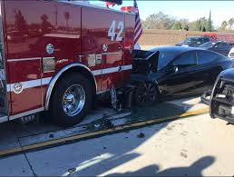 Tesla In Self-driving Mode Crashes Into Fire Engine | The Week UK Los Angeles Truck Accident Attorney Angeles And Delivery Van Lawyer David Azi Call Or Dump Free Case Review 247 Driver In Serious Cdition After Truck Flies Off 110 Freeway When To Hire A Motorcycle Mova Law Group Injury How Motorcyclists Can Avoid Accidents Source Ucktrailer Accident Immigration Need A Auto Tractor Trailer