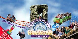 Halloween Theme Park Uk by The Best Adventure Park In Wales Oakwood Theme Park