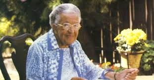 The Legacy Of Corrie Ten Boom