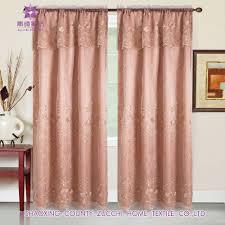 Anna Lace Curtains With Attached Valance by Htb1zoc2lvxxxxxaxxxxq6xxfxxxn Curtain Double Layer Satin Organza