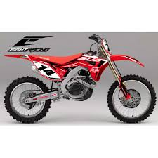kit deco crf 250 kit déco honda 250 crf 2018 eight racing