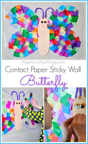 263 best Butterfly Arts and Crafts for Kids images on Pinterest