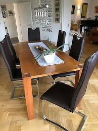holz esstisch erle 200cm massivholz küchentisch holz tisch