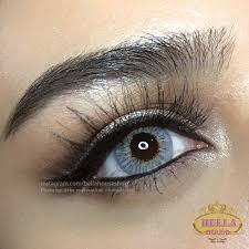 Review Pretty Doll Vampire Twilight Gray Contact Lens themakeupkat