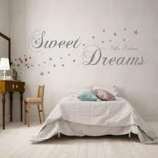 details zu wandtattoo schlafzimmer sweet dreams süße träume 90588r wand spruch sterne