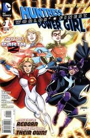Cover For Worlds Finest 1 July 2012 Art By George Perez