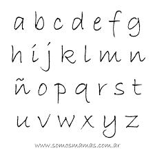 El Papel Cortó Las Letras Y Los Números De ABC Hechos De Diferentes