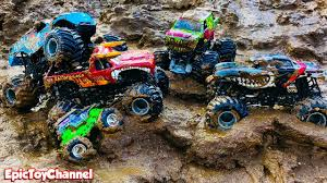 Monster Trucks For Children In The Mud - YouTube Easy On The Eye Grave Digger Monster Truck Toys Feature Gas Mayhem Youtube Traxxas Destruction Tour Bakersfield Ca 2017 School Bus End Hot Wheels Jam 2018 Poster Full Reveal Youtube Im A Trucks Pinkfong Songs For Children New Bright 110 Radio Control Chrome Cg In Carrier Dome Syracuse Ny 2014 Show Appmink Car Animation Fun Cartoon With Police Car Fire And All Hot Trending Now Scary Video Kids