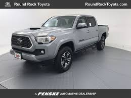 New 2018 Toyota Tacoma TRD Sport Double Cab 5' Bed V6 4x2 Automatic ... 2018 Toyota Tundra Trd Sport Exterior And Interior Walkaround Preowned Toyota Truck Highlander Le Utility In Hollywood 2017 Tacoma Crew Cab Pickup Hiram Sport Double 5 Bed V6 4x4 At Truck Youtube Review 2015 Is Your Weekend Getaway Bestride New I Tuned Suspension Nav 4 1980 4wd 49k Original Miles Paint 2016 Offroad Vs Mishawaka Jm173303
