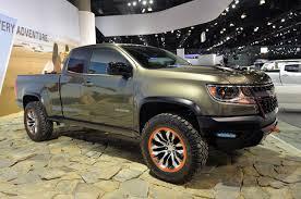 100 Concept Trucks 2014 Chevrolet Colorado ZR2 LA Photo Gallery Autoblog