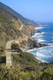 100 Pacific Road The 60 Most Scenic Drives In America Excursions Pinterest East