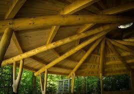 100 Flying Cloud Camp A Stellar Pavilion For A Unique Summer