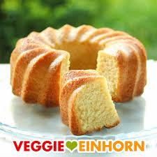 veganer rührkuchen grundrezept für rührteig ohne ei