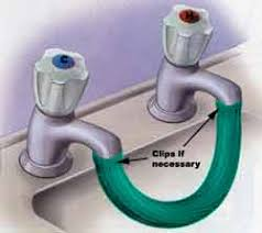 And Cold Water Pipes Photo by How To Fix Airlock In Water System No Water From The