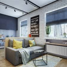 100 Bachlor Apartment Designs For A Small Family Young Couple And A