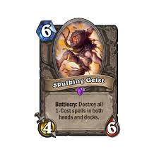 Overload Shaman Deck Frozen Throne by Knights Of The Frozen Throne Card Reveal Discussion 03 08 2017