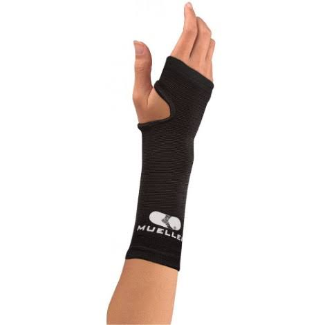 Mueller Elastic Wrist Support - Black