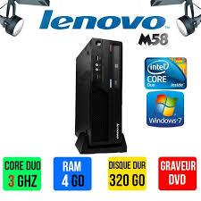 ordinateur portable lenovo thinkpad e330 intel i5 8 go ram